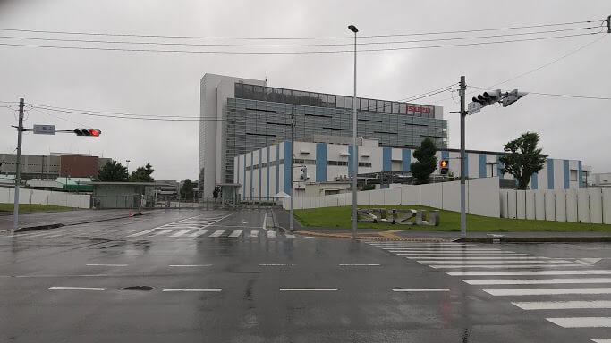 いすゞ自動車藤沢工場